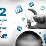 12 estrategias de marketing en LinkedIn