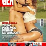 Revista GENTE: Paula y Peter mejor imposible