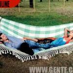 Revista GENTE: Paula y Peter ya no pueden dormir separados
