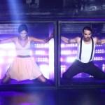Bailando 2012: Paula y Peter abrieron el ritmo libre