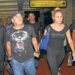 """Diego Maradona sobre Rocío Oliva: """"Lo único que encontré fueron burlas"""""""