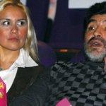 """""""Verónica Ojeda viajó porque Diego la llamó"""""""