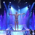 LLegó el Aquadance al Bailando 2014