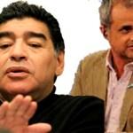 Maradona habló con Jorge Rial