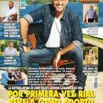 Tapas de Revistas; CARAS, GENTE, PRONTO, HOLA