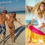 La novia de Nisman terminó siendo una modelo de nombre Florencia Cocucci