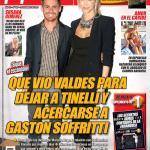 Guillermina Valdés salió al cruce de la tapa de Paparazzi