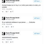 Gran Hermano 2015: Parece que la ¿novia? de Fernando ya tiene nuevo novio