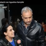 Rial habló por primera vez sobre Kampfer como su novia