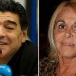 Juicio con Diego Maradona: la justicia inhibió los bienes de Claudia Villafañe