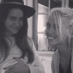 Zaira Nara, embarazada de 4 meses, ya sabe el sexo de su bebe
