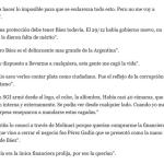 """La frases más picantes de Elaskar con Fantino: """"La lavadora número uno es Cristina"""