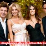Los 15 de la hija de Yanina y Diego Latorre. CARAS