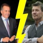 Marcelo Tinelli se va de Ideas del Sur