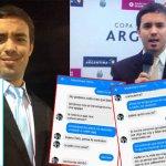 Tremendo escrache al periodista deportivo Maxi Fourcade