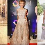 Un vestido, tres mujeres: apareció la foto de otra famosa usando el MISMO diseño que Isabel Macedo