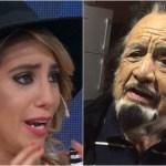 Cinthia Fernández asegura que Horacio Guarany era su abuelo