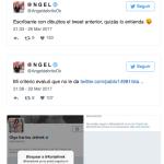 La pelea entre Angel de Brito y Karina Jelinek…hasta se bloquearon en twitter