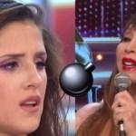 Moria Casán destruyó a la bailarina del Polaco