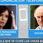 Nuevas escuchas entre Cristina y Parrilli