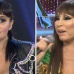 El picante cruce entre Moria Casán y Nancy Pazos por Yanina