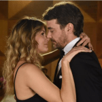 LLega la escena de amor entre Natalie Perez y Pedro Alfonso