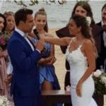El casamiento de Floppy Tesouro y Rodrigo Fernández Prieto en Punta del Este. Fotos