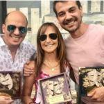 Ángel Carabajal, Gladys Florimonte y Pedro Alfonso distinguidos en Carlos Paz