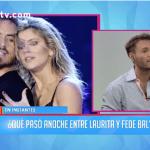 Qué se sabe del encuentro secreto de anoche entre Fede Bal y Laurita Fernández