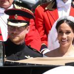 Los momentos más emotivos de la boda real.  Muchas Fotos y vídeos