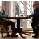Jorge Lanata y una charla a solas con Woody Allen