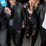 La primera salida pública de Nicole Neumann y su novio Matías Tasín
