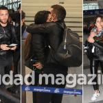 Cinthia Fernández y su nuevo novio, rumbo a Las Vegas