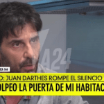 Juan Darthés brindó una entrevista a Mauro Viale tras la denuncia por violación. Video
