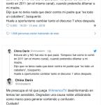 Contundente respuesta (con palo a América Tv) del Chino Darín para defender a su papá: 'Estuve ahí, no fue lo que pasó y me preocupa el rol que juega el canal'