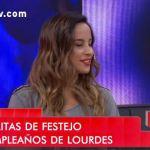 Papelon: Lourdes volvió borracha de una fiesta y se peleó con el Chato