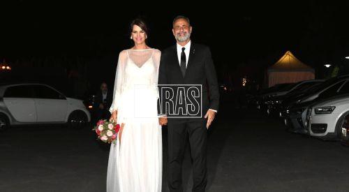 c3bc69e3de20 Las primeras imágenes del casamiento de Jorge Rial y Romina Pereiro ...