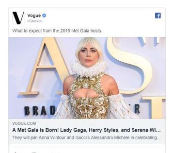 24619dd2 Todo lo que debes saber de la Met Gala 2019 desde New York ...