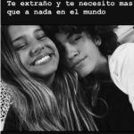 La declaración de amor de Toto Otero a Juanita Tinelli