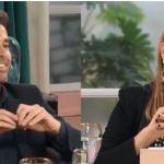 La reacción de Nicolás Cabré luego de que Marcela Tinayre le dijera que no era fácil bancarlo