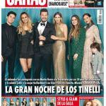 Tapas de Revistas: GENTE , CARAS , HOLA, PRONTO
