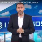 Jorge Rial faltó a Intrusos y hubo un polémico saludo a Beatriz Salomón
