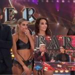 Flavio Mendoza y Ángel de Brito se cruzaron feo en ShowMatch e intervino Marcelo Tinelli