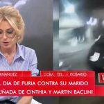 Yanina Latorre sorprendió a la cuñada de Martín Baclini con los datos de la amante de su esposo