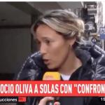 Rocío Oliva habló sobre la verdadera relación que mantiene con  Diego Maradona