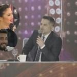 ShowMatch 2019: el cruce entre Flor Vigna y Ángel de Brito, por los rumores de su reencuentro con Nico Occhiato