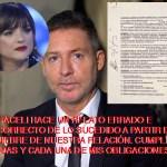 """La respuesta de Adrián Suar a las acusaciones de Araceli González: """"Cumplí con todas y cada una de mis obligaciones"""""""