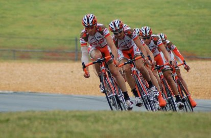Ciclistas profesionales