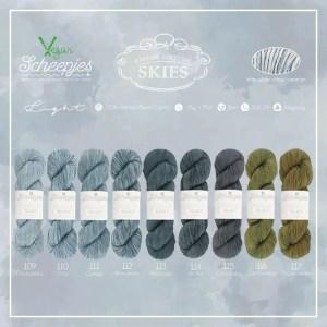 Skies Colour Pack
