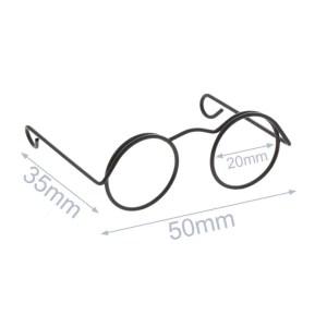 Gafas para Amigurumi